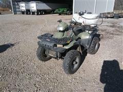 2002 Polaris Sportsman HD500 ATV W/Sprayer