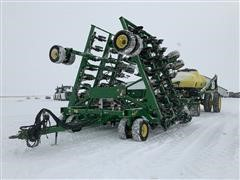 2016 John Deere 1895X/1910H Air Seeder & Air Cart