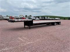 2013 Fontaine Spread Axle Drop Deck Trailer