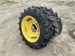 Galaxy AgriTrac 2 11.2-24 Tires And Rims