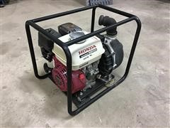 "Honda GX160 Motor W/2"" Liquid Transfer Pump"