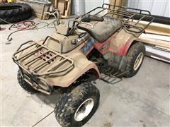 1991 Kawasaki Bayou 220 ATV (INOPERABLE)