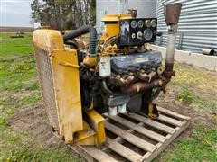 Caterpillar 3208 Power Unit