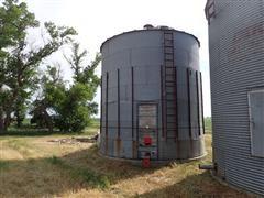 Sioux Steel 18' X 18' Grain Bin