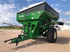 Parker 839 2 Wheel Grain Cart