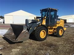 2014 John Deere 444K Wheel Loader