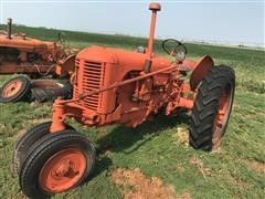 1945 Case WD 2WD Tractor