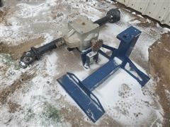 Harvest International Auger Gear Box & Parts