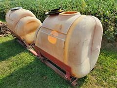 Snyder Saddle Tanks & Mount