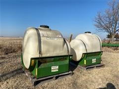 Snyder 200-Gal Saddle Tanks