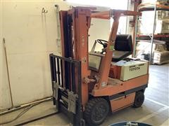 Toyota 40-2EBCA25 Electric Forklift