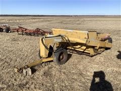 Eversman Hydraulic Pull-Type Dirt Scraper