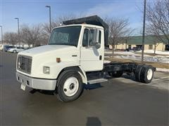 1999 Freightliner FL70 S/A Cab & Chassis