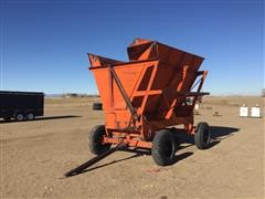 United Farm Tools Dump Wagon