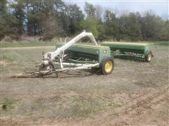 John Deere 8350 2 8350 End Wheel Drills W/Hitch