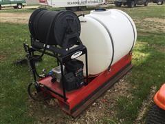 Fimco 200 Gal Applicator Tank
