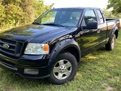 2007 Ford F150 XLT Extended Cab Pickup