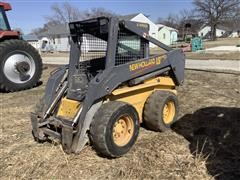 2000 New Holland LS180 Skid Steer