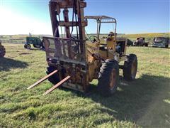 Pettibone 4-21 Rough Terrain Forklift
