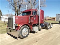 1988 Peterbilt 378 T/A Truck Tractor