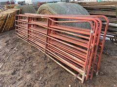 Koyker Red Rocket 16' Livestock Gates