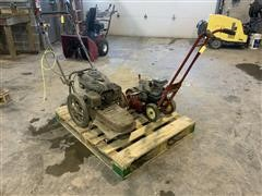 Earthquake Commercial Trimmer & Walk-Behind Edger