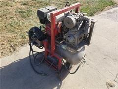 Portable Air Compressor Unit (INOPERABLE)