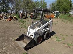 Bobcat 371 Skid Steer