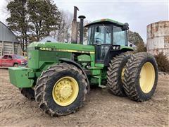 1985 John Deere 4850 MFWD Tractor