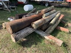 Telephone Poles/Wooden Posts