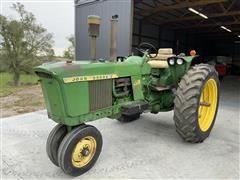 1966 John Deere 2510 Row Crop 2WD Tractor