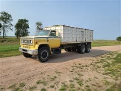 1979 Chevrolet Scottsdale C70 T/A Grain Truck