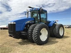 2005 New Holland TJ325 4WD Tractor