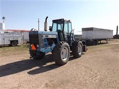 1990 Ford 26-90 Bi-Directional 4WD Tractor W/Loader