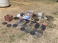 Misc. Farm Equipment Parts