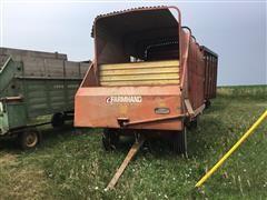 Farmhand Forage Wagon