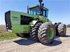 1981 Steiger Tiger III ST470 4WD Tractor