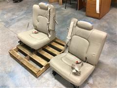 Cadillac Escalade Leather Seats