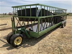 Phoenix FW24 Portable Ground Hay Wagon
