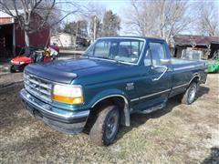 1996 Ford F150 4x4 Pickup