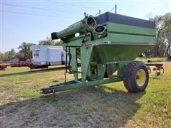 A&L F 500 Grain Cart