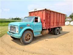 1971 GMC 5500 T/A Grain Truck