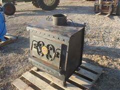 Earth Free Standing Wood Stove
