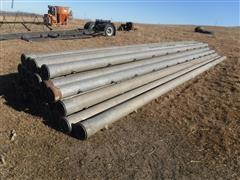Aluminum Threaded Gate Pipe