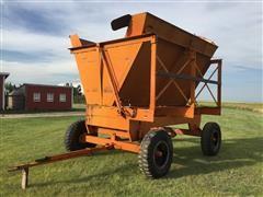 Richardton 1200 Side Dump Wagon