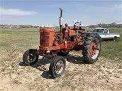 1948 Farmall M Wide Front 2WD Tractor