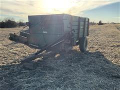 Schwartz 150 Feed Wagon