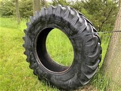 Titan Hi-Traction Lug Radial 18.4R34 Tractor Tire