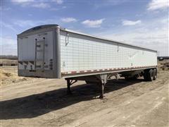 2002 Wilson Pace Setter DWH-400 42' T/A Grain Trailer