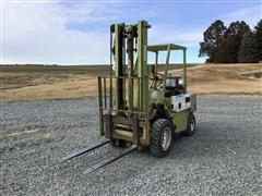 Clark C500 S60 Forklift
